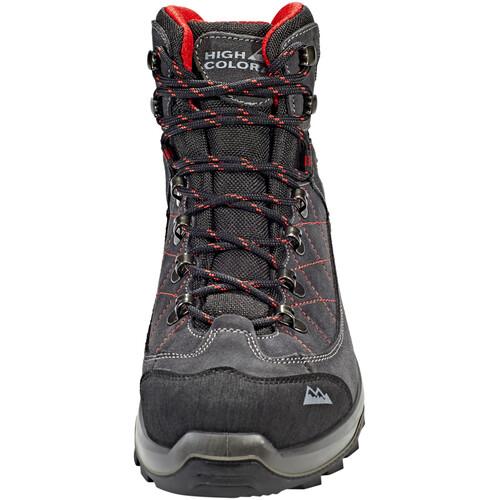 High Colorado Gaebris Mid High Tex - Chaussures Homme - gris